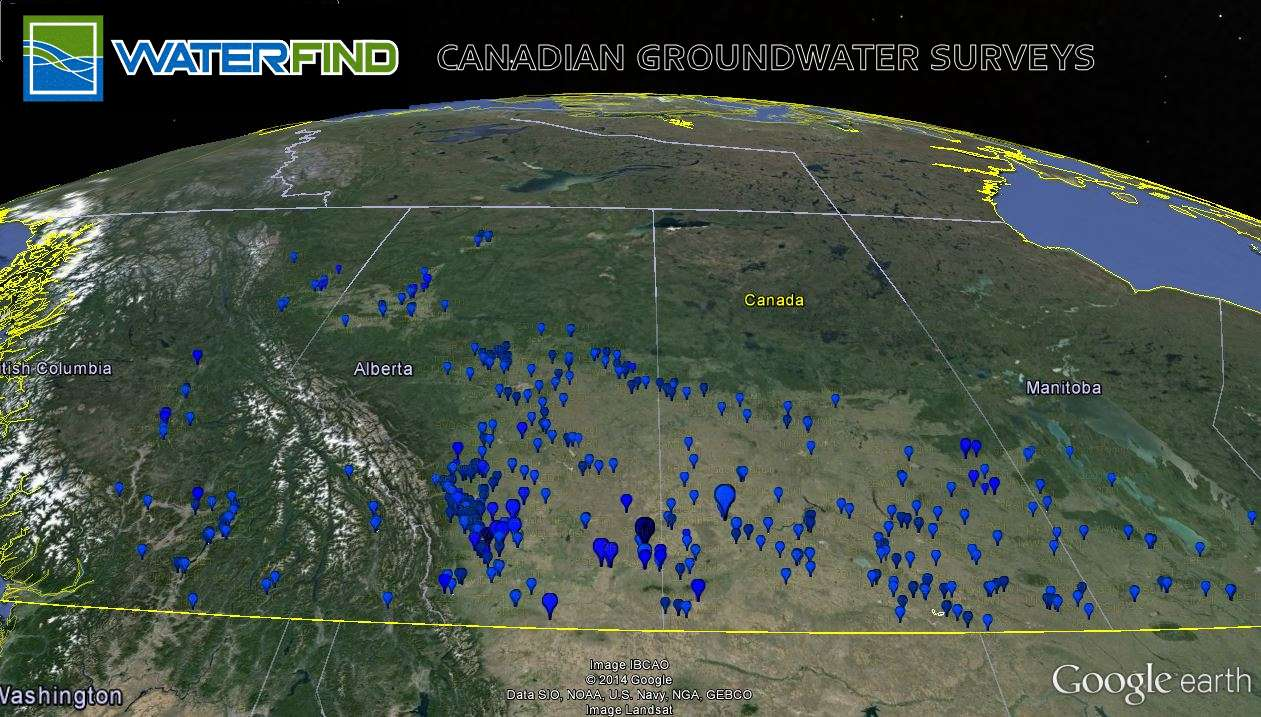 Water well drilling alberta cost